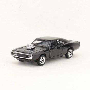 1:32/Simulation model Diecast Pull Back Car Toy/1970 Dodge Charger Coupe/have lighting and music/Fast and Furious 7 series