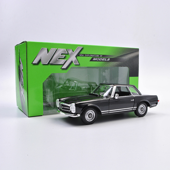 NASZYTYMI 1:24 Mercedes Benz Mercedes-Benz 230SL simulation alloy car model crafts decoration collection toy tools gift